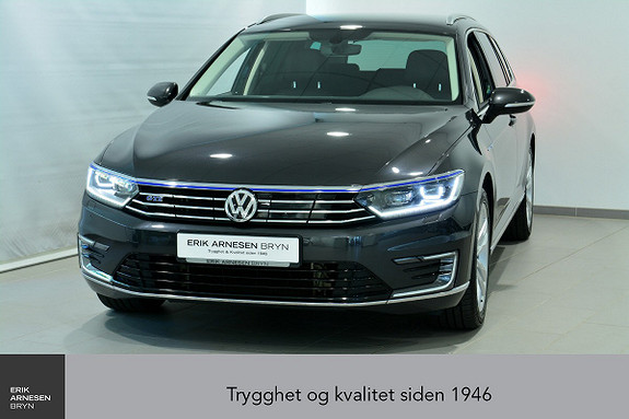 Volkswagen Passat PLUG-IN HYBRID Active info display, Hengerfeste  2018, 51350 km, kr 339900,-