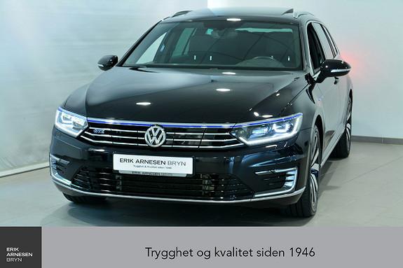 Volkswagen Passat GTE PLUG-IN HYBRID Active info, Webasto, Krok, Dynaudio  2018, 35500 km, kr 359900,-