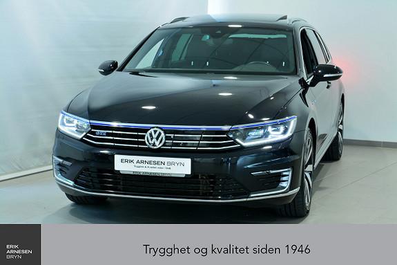 Volkswagen Passat GTE PLUG-IN HYBRID Active info, Webasto, Krok, Dynaudio  2018, 37100 km, kr 359900,-