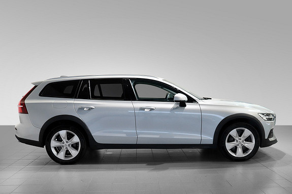 Bilbilde: Volvo V60 Cross Country