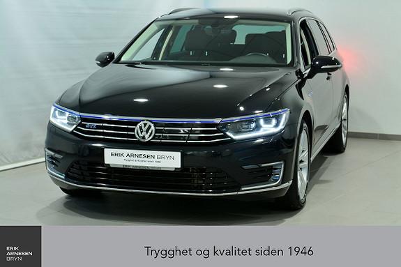 Volkswagen Passat PLUG-IN HYBRID Ryggekamera, Parkvarmer, Easy open  2018, 55400 km, kr 349900,-