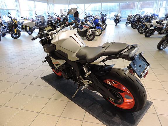 Bilbilde: Yamaha MT10