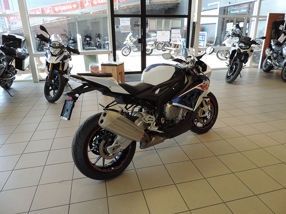 Bilbilde: BMW S1000RR