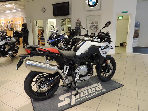 Bilbilde: BMW F750GS