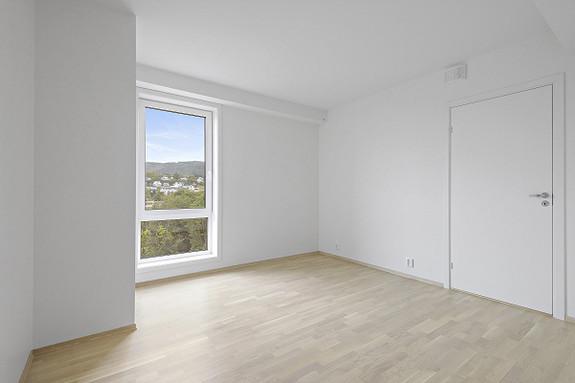 Plantegning som viser leilighet 3-604*