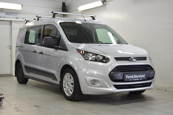 Ford Transit Connect 1.0 Ecoboost Turbo Trend  2018, 20000 km, kr 219000,-