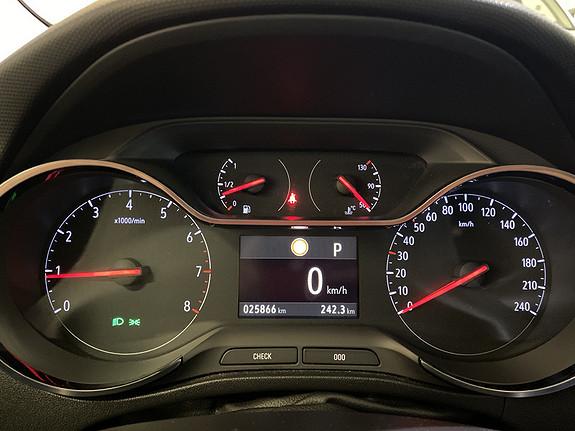 Bilbilde: Opel Crossland X