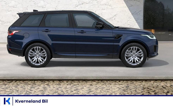 Land Rover Range Rover Sport 3.0 SDV6 306hk 700nm Autobiography Dynamic 2020.5  2020, 1500 km, kr 1899000,-