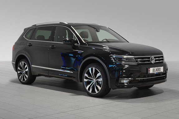 Bilbilde: Volkswagen Tiguan Allspace