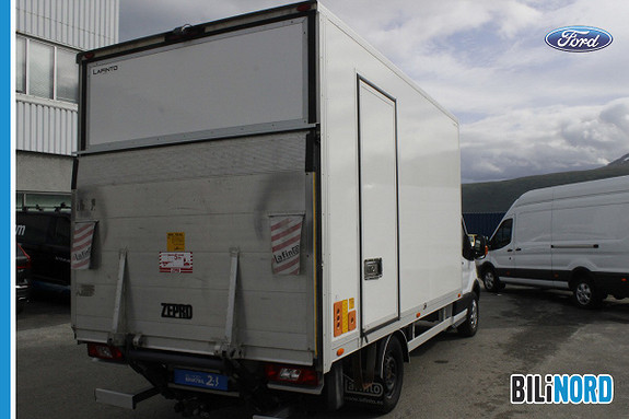Bilbilde: Ford Transit Connect