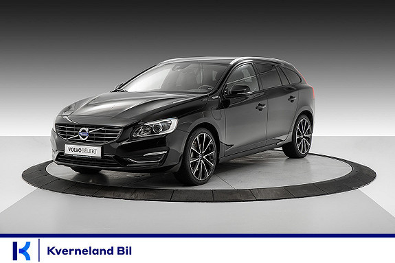Volvo V60 D5 Summum Twin Engine Special Edition, Skinn  2017, 47 751 km, kr 369 000,-