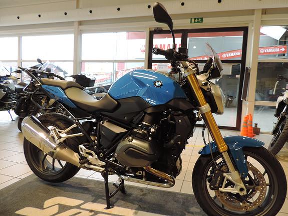 Bilbilde: BMW R1200R