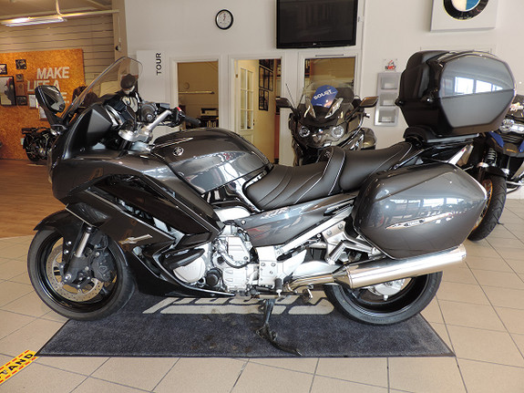 Bilbilde: Yamaha FJR 1300 AS