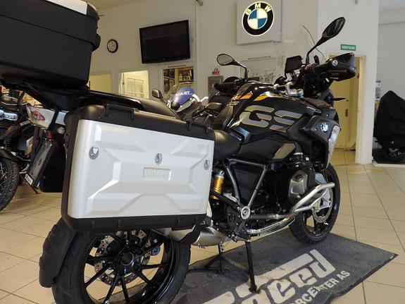 Bilbilde: BMW R1250GS Exclusive