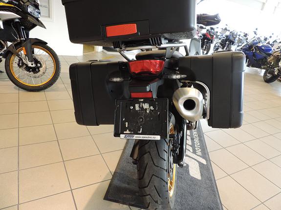 Bilbilde: BMW F850GS Rallye senket