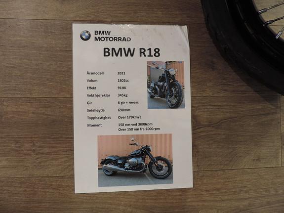 Bilbilde: BMW R18
