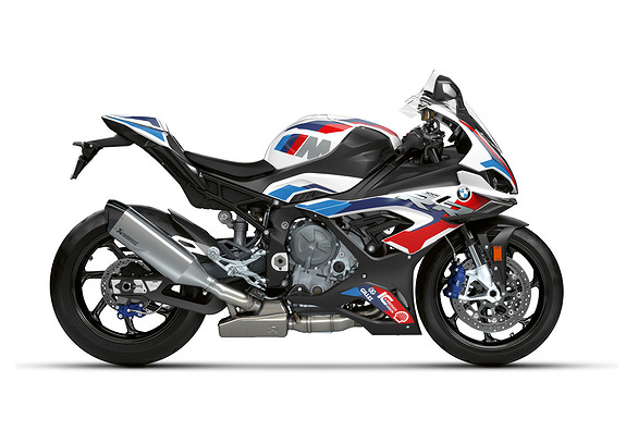 Bilbilde: BMW M1000RR