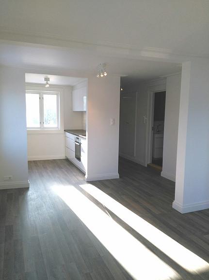 Ny og moderne 2-roms leilighet rett ved Vrengenbroen - Ledig omgående!