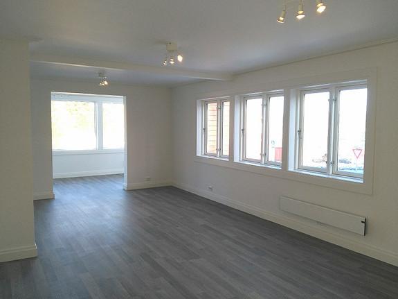 Flott nyere 2-roms leilighet beliggende like ved Vrengenbroa