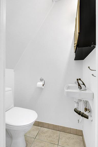 Underetasje - WC