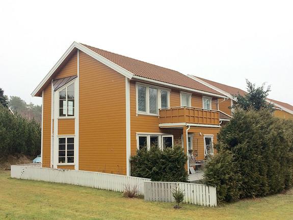 Leilighet med 2 soverom beliggende i enden av boligfelt på Holmejordet