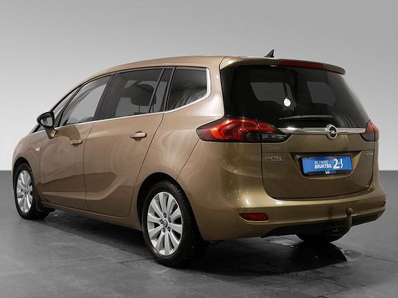 Bilbilde: Opel Zafira Tourer