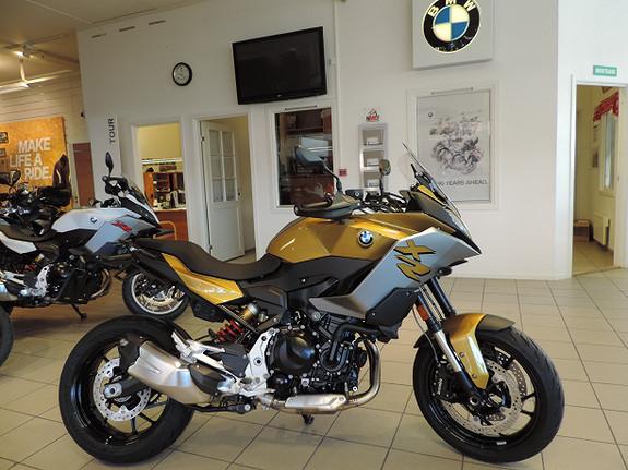 Bilbilde: BMW F900XR Exlusive Kampanje