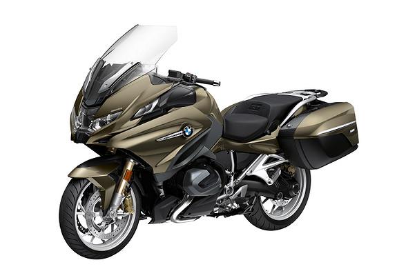 Bilbilde: BMW R1250RT Nyhet