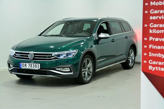 Volkswagen Passat Alltrack 190 TDI ALLTRACK  2020, 22500 km, kr 559900,-
