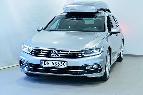 Volkswagen Passat STV 272HK TSI DSG 4MOTION R-LINE  2019, 53000 km, kr 529900,-