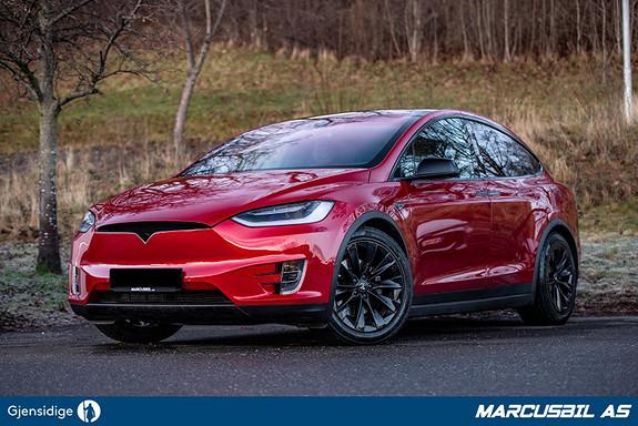 Tesla Model X 75D 6S/AP/SKINN/H.FESTE/CCS/UTVIDET GARANTI*RESERVERT*  2016, 73500 km, kr 559900,-