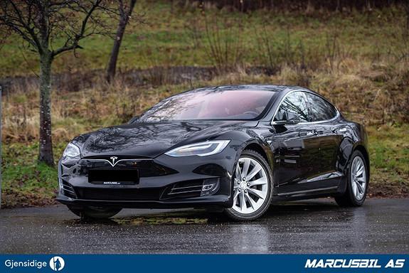 Tesla Model S 75 AP2.5/LUFT/SOLTAK/  2017, 78530 km, kr 399900,-