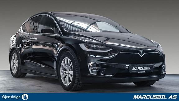 "Tesla Model X 75D 5S/AP2.5/MCU2/NETFLIX/20""&19""  2018, 56000 km, kr 599999,-"