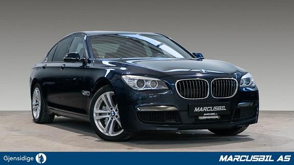 BMW 7-serie 750i/449HK/X-DRIVE/M-SPORT/WEBASTO/NIGHT VISION/DYNAMI  2013, 94500 km, kr 399000,-