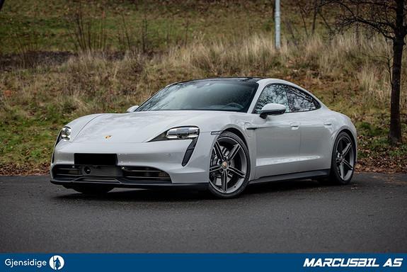 Porsche Taycan 4S Performance Plus 2021/S.CHRONO/HUD/BOSE/ACC/18-VEIS  2021, 1200 km, kr 1349000,-