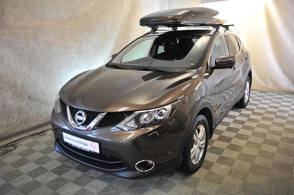 Nissan Qashqai 1.5  DCI     VISIA  2015, 106518 km, kr 160000,-
