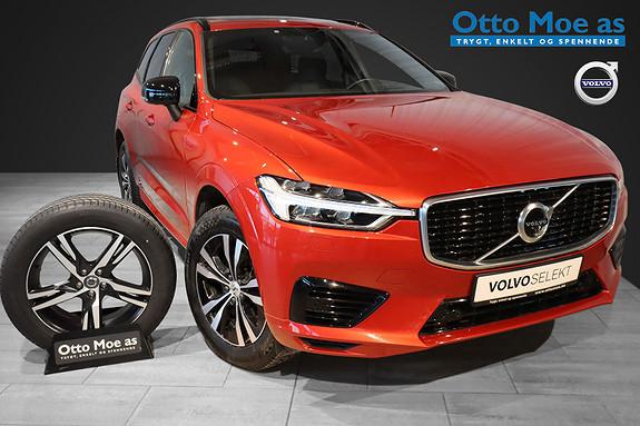 Volvo XC 60 T8 AWD R-design aut *BRUKTBILKAMPANJE*  2020, 26949 km, kr 779900,-