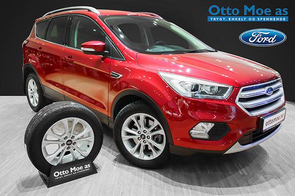 Ford Kuga 1,5 TDCi 120hk FWD Titanium aut BRUKTBILKAMPANJE  2017, 65349 km, kr 279900,-