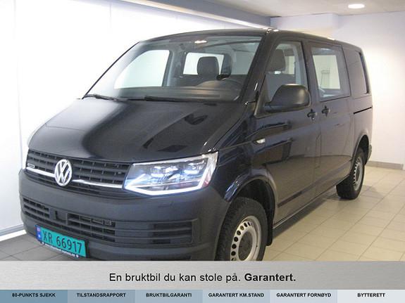 Volkswagen Transporter Tra rockton 150 tdi 4m/dsg ROCKTON,  EBERSPACHER , dsg  2019, 81800 km, kr 479000,-