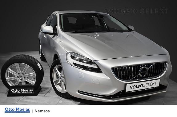 Volvo V40 D2 Inscription *BRUKTBILKAMPANJE*  2017, 62125 km, kr 229900,-