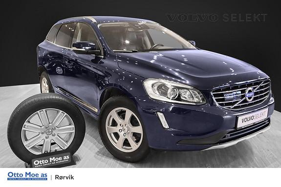 Volvo XC 60 D4 2,4D 190hk Summum AWD aut BRUKTBILKAMPANJE  2017, 66108 km, kr 479900,-