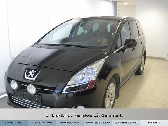 Peugeot 5008 premium pack vare Automat , FJ varmer  2011, 103100 km, kr 59000,-