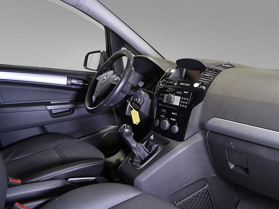 Bilbilde: Opel Zafira