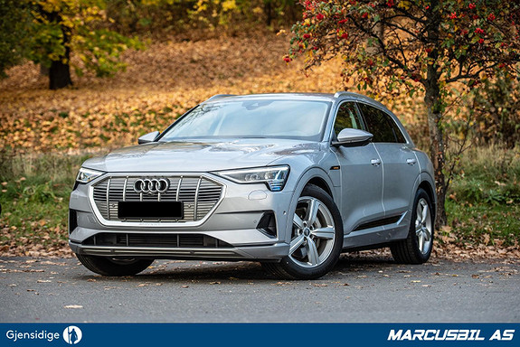 Audi e-tron 50 Advance Sport Kamera/Krok/Sportseter/ACC  2020, 10700 km, kr 615000,-