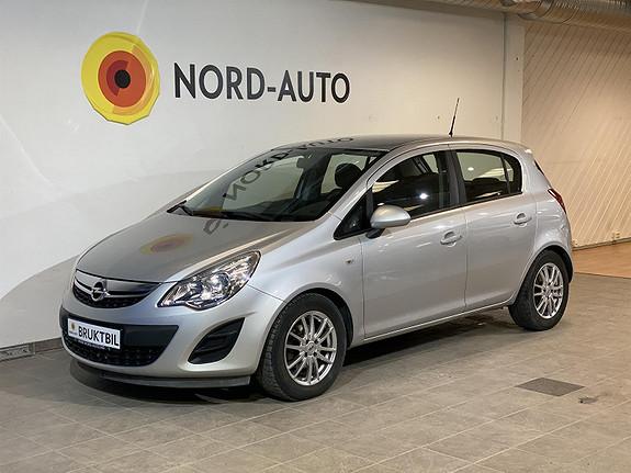 Opel Corsa 1.3  CDTI ENJOY  2012, 71000 km, kr 65000,-