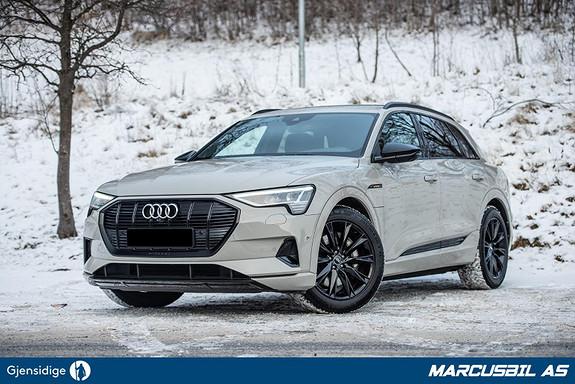 Audi e-tron 50 Advanced Sport Kamera/Krok/Sportseter/ACC  2020, 28000 km, kr 619900,-