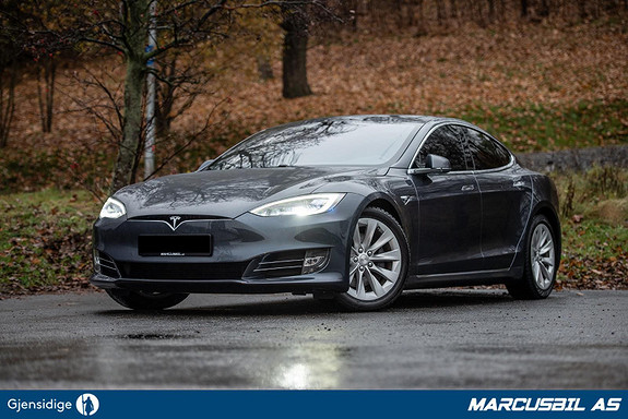 Tesla Model S 100D MCU2/LUFT/SKINN/HEPA/HIFI/VINTER/21+19/SERVICE  2018, 74000 km, kr 609000,-