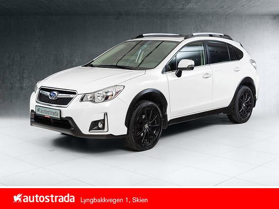 Subaru XV 2,0i-ES Premium Lineartronic Krok/Soltak/Ryggekamera+++  2017, 65900 km, kr 265000,-