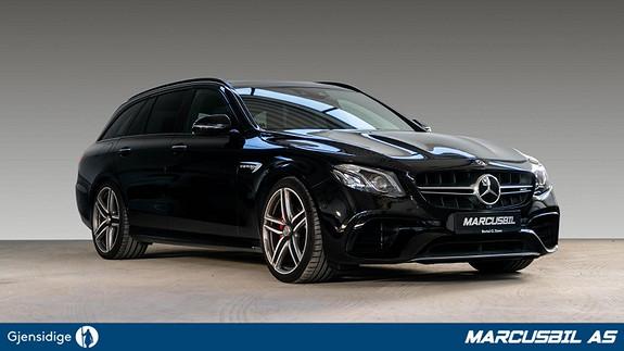 Mercedes-Benz E-Klasse AMG E63S 4MATIC+ /ACC/PANO/HUD/WEBASTO/ILS/NY STORSERV  2018, 57000 km, kr 1199999,-