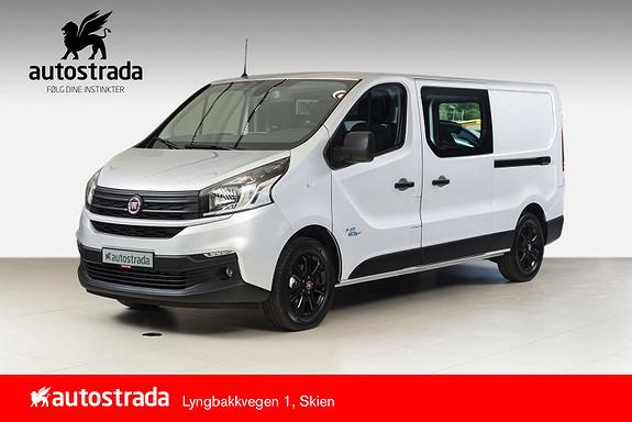 Fiat Talento L2H1 Pluss 12 2,0 BiTurbo 170 hk M6 Diesel  2020, 100 km, kr 456500,-